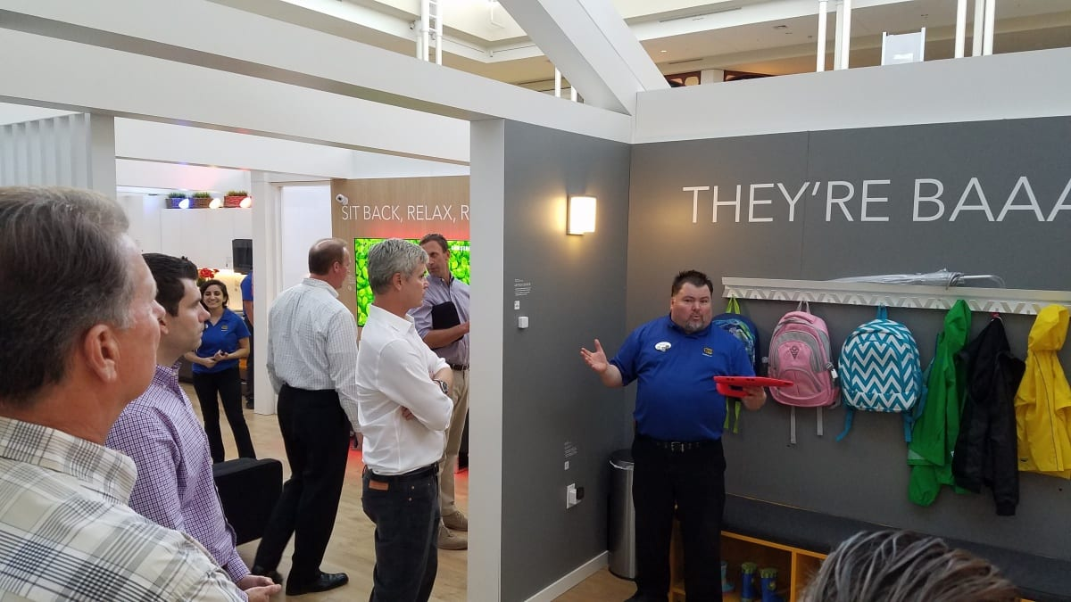 Retail Design Institute at the Tech Home Tour