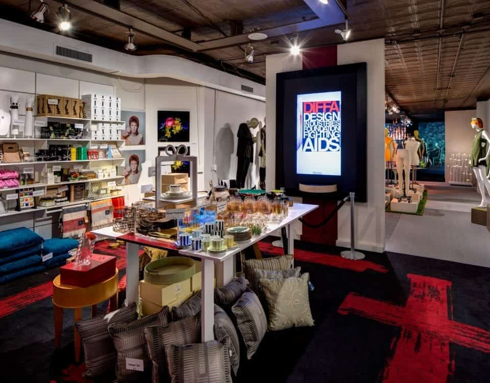 Holiday Pop-Up Shop to be held in December with proceeds benefiting DIFFA. Photo by Richard Cadan