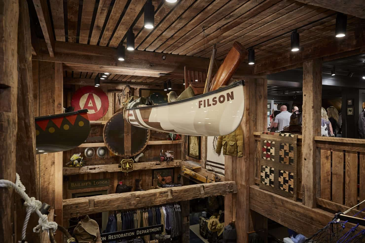 Filson - From Barn to Flagship