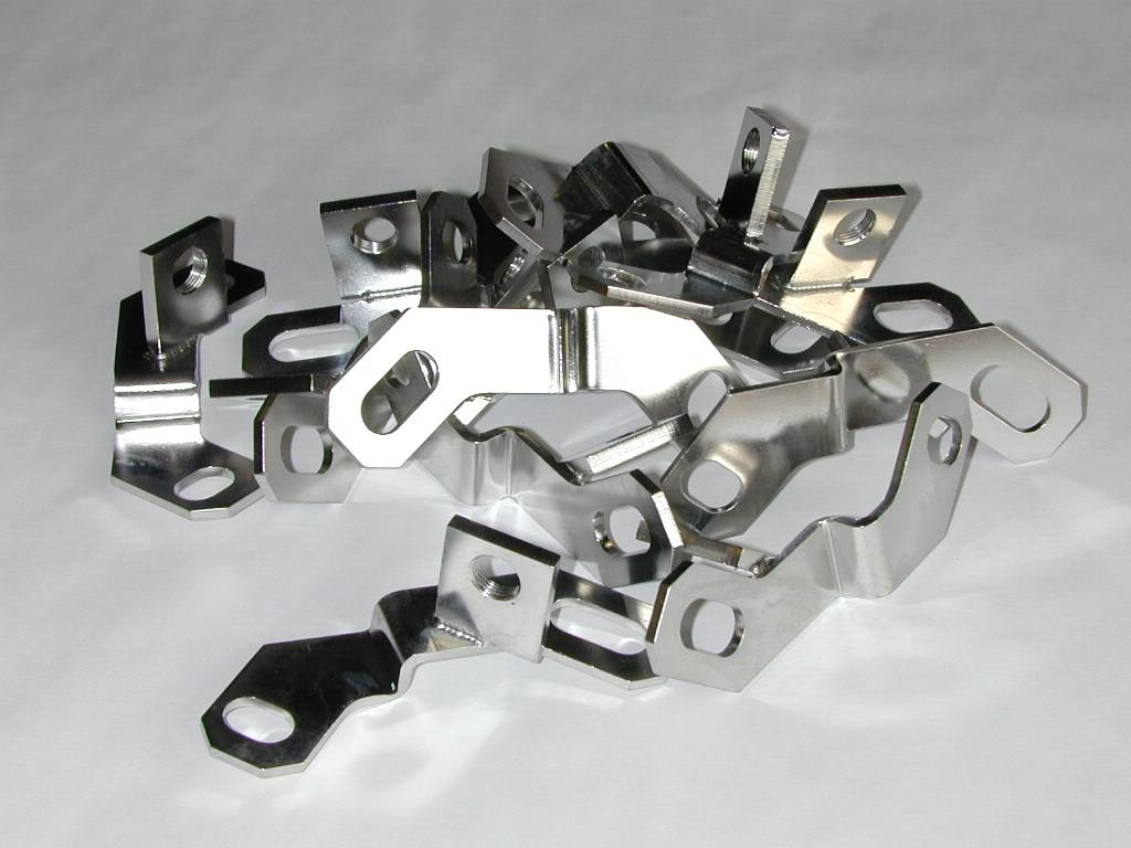 metal Finishing Examples
