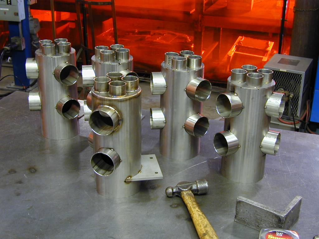 Manifold Weldments