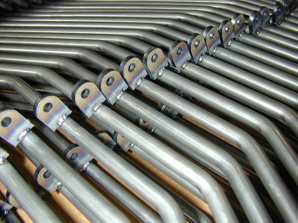 Production Welding - Rod Parts