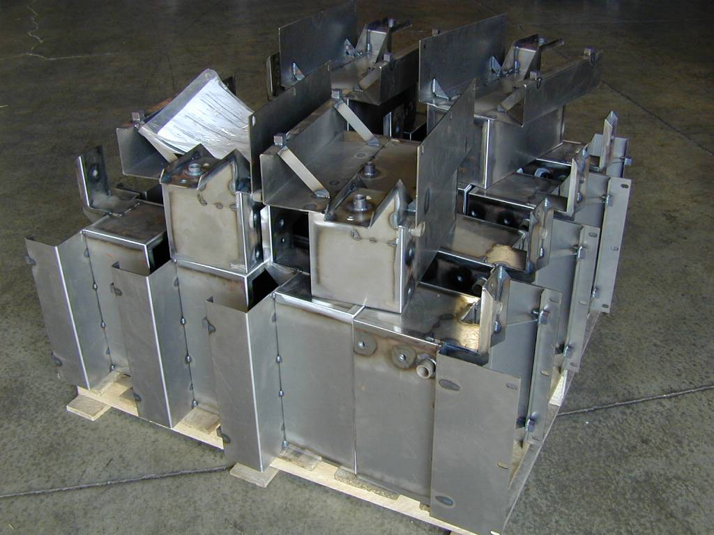 Sheet Metal Weldments