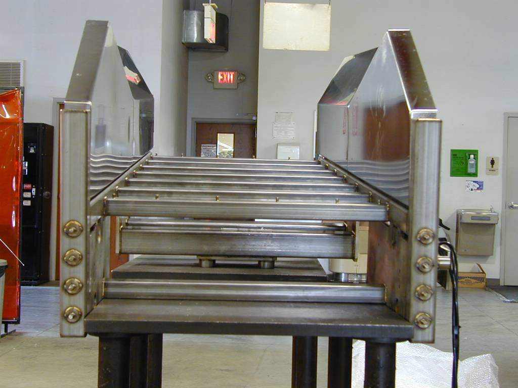 Stainless Frame Weldment 3