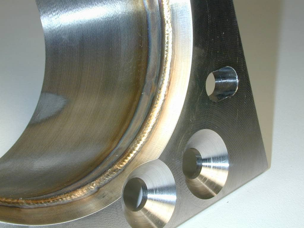 Stainless Machined Weldment