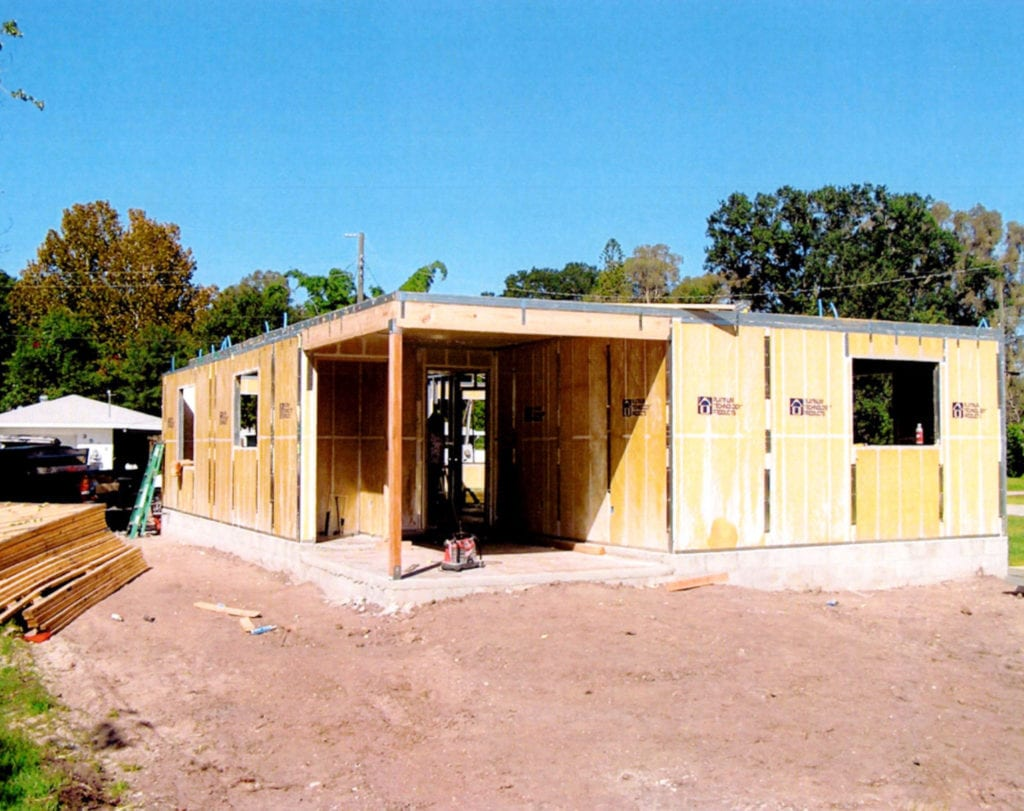 Bradenton FL Construction with Structural Insulated Panels