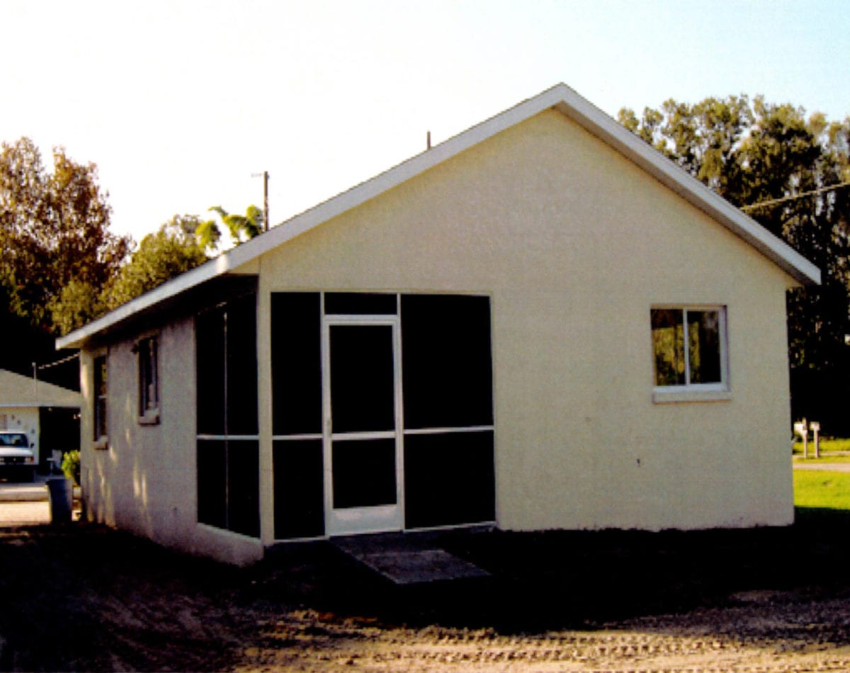 Bradenton FL Construction with IBT Structural Insulated Panels