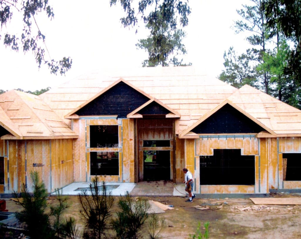 Charleston South Carolina Structural Insulated Panel Construction
