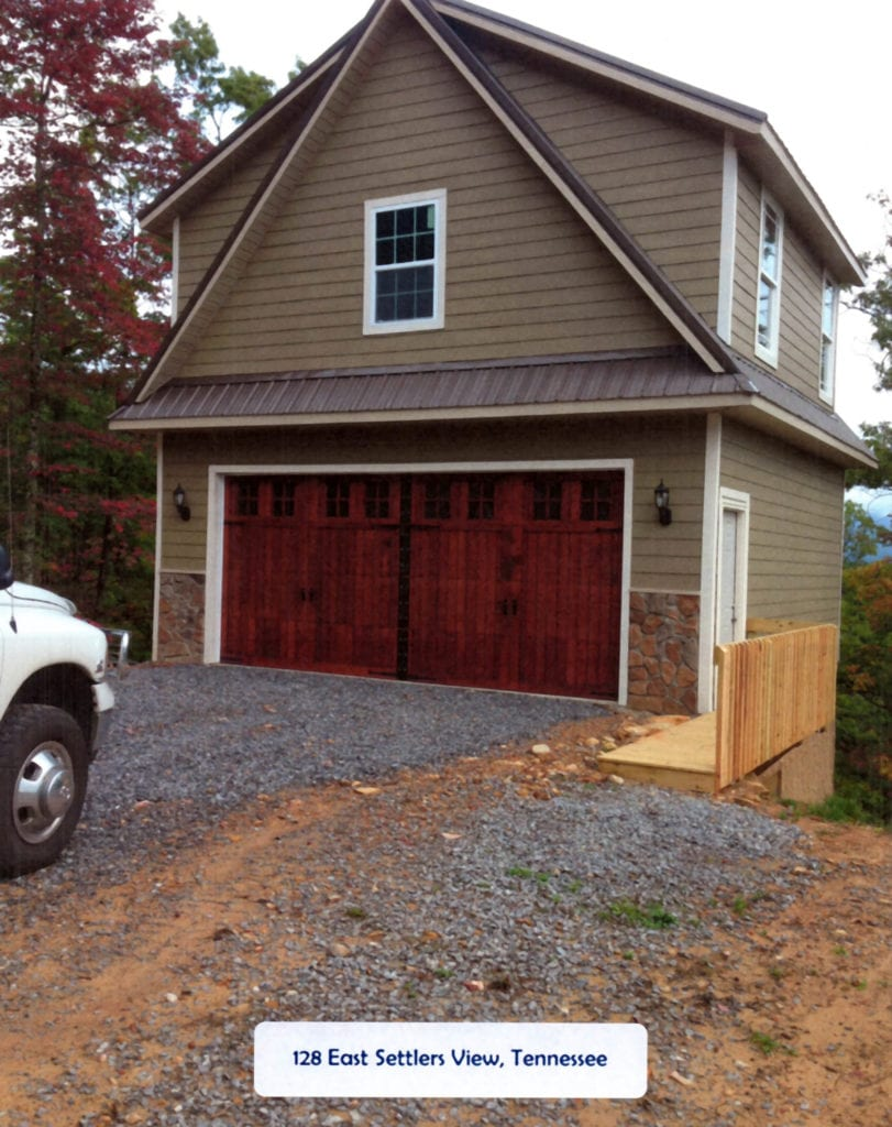 Construction with Structural Insulated Panels - Sevierville, Tennessee
