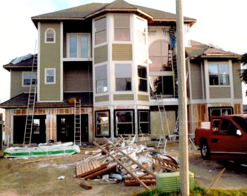 Structural Insulated Panel Construction in New Orleans Louisiana