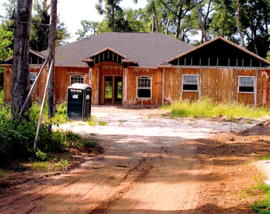 Ocala Florida Structural Insulated Panel Construction