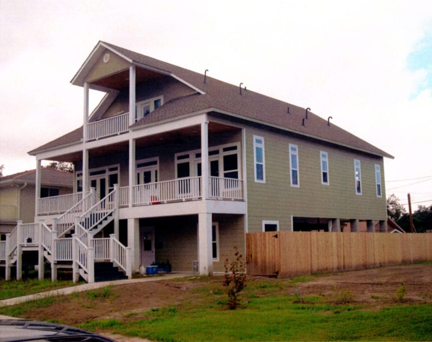 Lake Charles Louisiana Structural Inspulated Panels construction