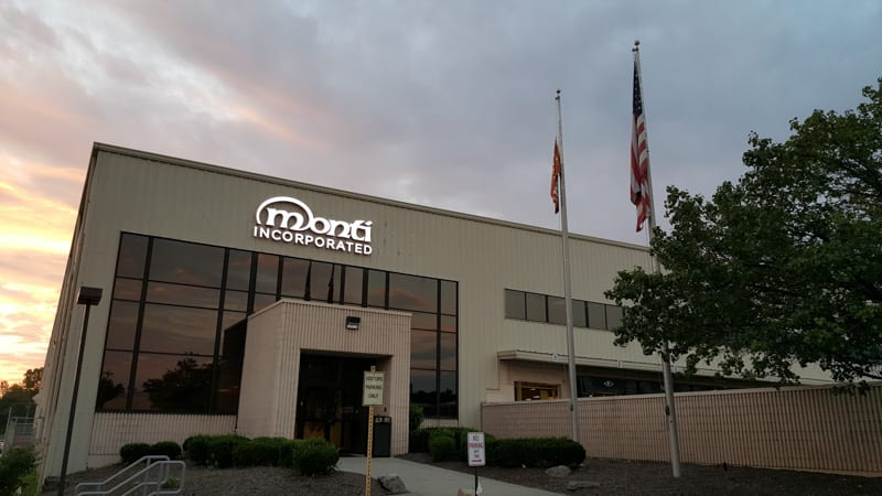 Monti Manufacturing Office Location