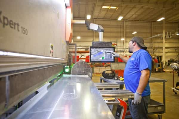 Sheet Metal Fabrication Monti Inc Manufacturing