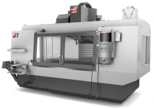 Haas VF-7 CNC Vertical Machining Center