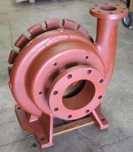 AE Pump Inc. Replacement for AC Allis-Chalmers PWO Paper Stock Pump