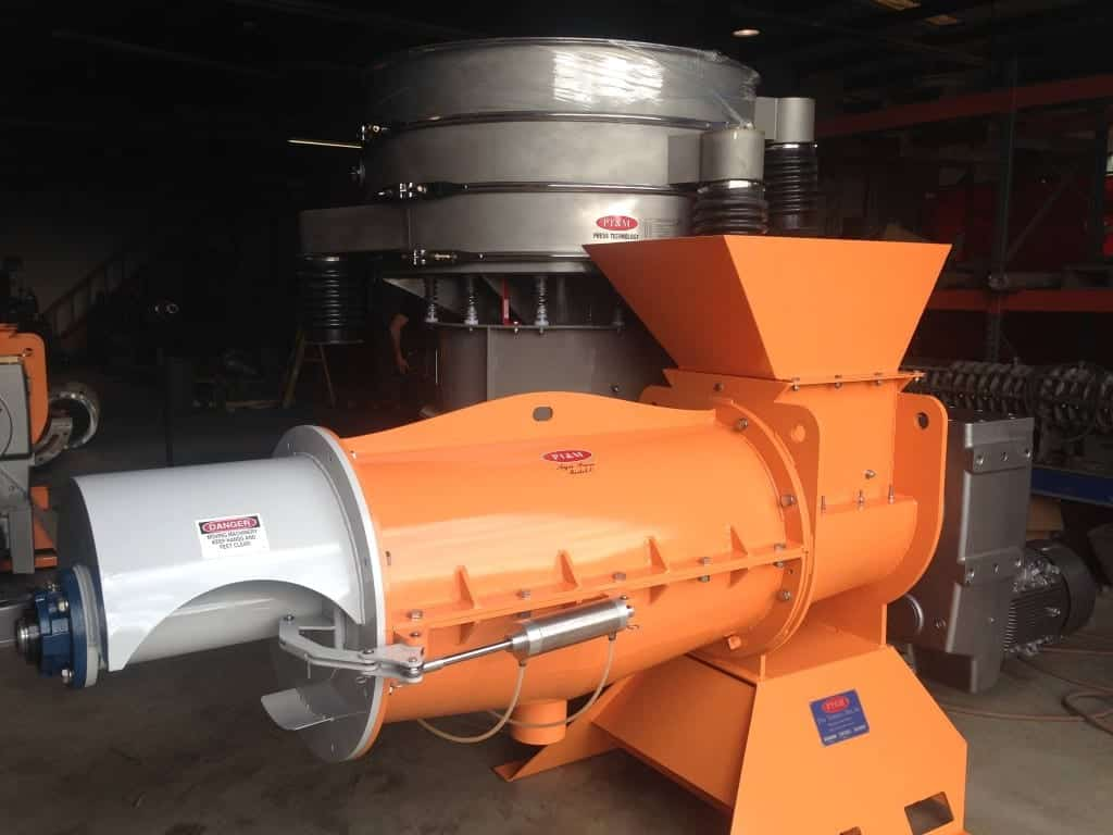 Screw Press Dewatering Equipment