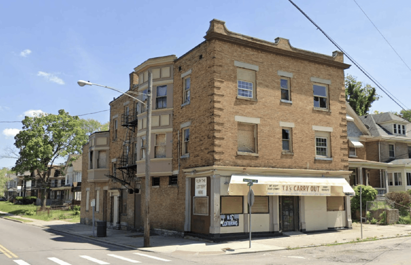 3244 Fairfield Ave., Mixed Use, Multi-Family, LEED Silver – Formerly a carry-out and six apartments, Envisage Architecture LLC, Sarah Kleiner