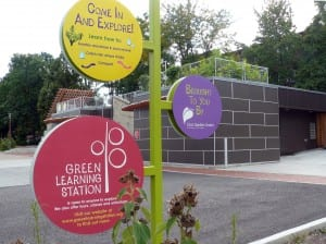 Green Roofs and Pervious Pavements
