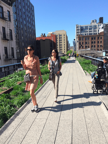 New York City Highline Park