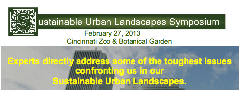 Sustainable Urban Landscapes Symposium