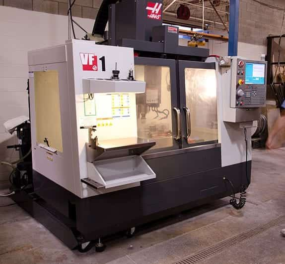 CNC Glass Machining