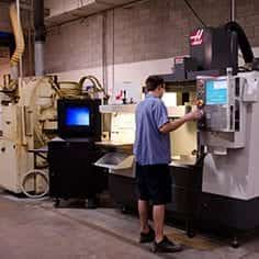Glass Machining Image