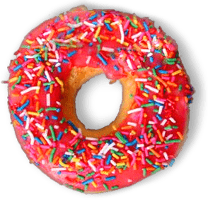 Donut for Industrial Web Development Website Design